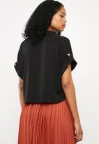 Superbalist - Utility shirt - black