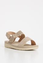 Butterfly Feet - Amal sandals - beige