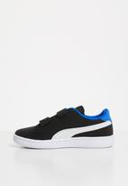 PUMA - Smash v2 buck sneaker - black