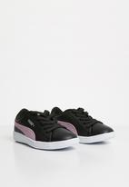 PUMA - Vikky glitz sneaker - black