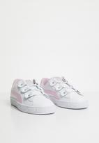 PUMA - Basket loops sneaker - pink