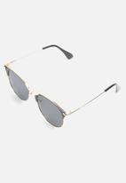 Superbalist - Carl gold sunglasses - gold & black