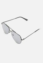 Superbalist - Don aviator sunglasses - black