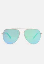 Superbalist - Don aviator sunglasses - blue