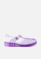 Cotton On - Amalfi jelly sandal - purple