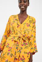 Superbalist - Printed robe - multi