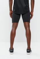Reebok - Run short tights - black