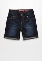 GUESS - Guess denim shorts - blue