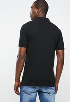 Superbalist - Pique short sleeve slim fit polo 2 pack - multi