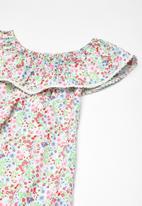 Superbalist - Circus collar summer dress - multi