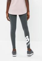 New Balance  - Essentials leggings - charcoal