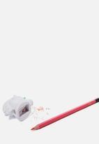 Typo - Resin sharpener - white