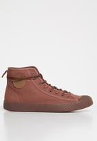 Palladium - Pallaphoenix boots - brown