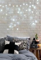 Typo - Curtain lanterns - clear