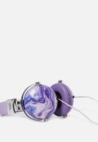 Typo - Tune out headphones - purple