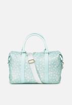 Typo - Weekend away bag - blue