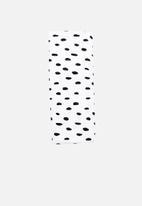 Little Love - Smudge dot cotton stretch blanket