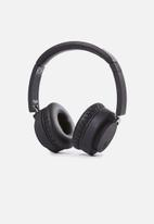 Typo - Signal headphone - black rubber