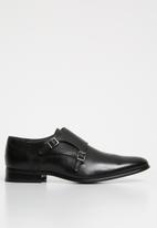 Gino Paoli - Chris formal shoe - black