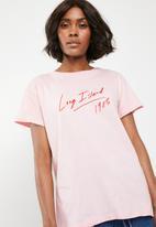 Superbalist - Long island tee - pink