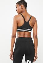 PUMA - Logo sports bra - black