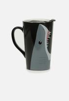 Typo - Nomad travel mug - shark
