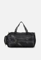 Cotton On - Anthens foldable duffle bag - black