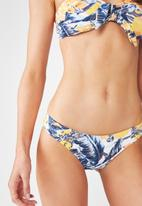 Cotton On - Selena seamless full bikini bottom - multi