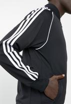 adidas Originals - SST track top - black & white