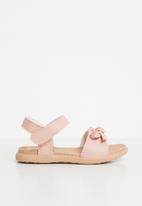 POP CANDY - Kids bow detailed sandal - pink