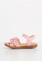 POP CANDY - Kids flower detailed sandal - pink