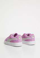 PUMA - Suede classic infants orchid - pink/white
