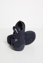SOVIET - Ramba sandal - navy & white