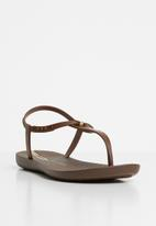 Ipanema - Lenny desire sandals - brown