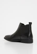 Watson - Bennet leather boot - black
