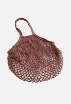 Sixth Floor - Net bag shopper - rose