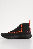 Under Armour - UA SC 3ZER0 II - Black / Black / After Burn