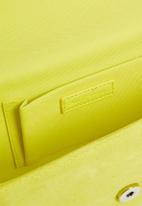 Call It Spring - Etecia clutch bag - yellow