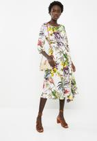 AMANDA LAIRD CHERRY - Morgan dress - multi