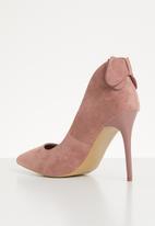 Dolce Vita - Ibiza bow detail courts - pink