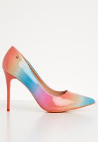 Dolce Vita - Explosion court heels - coral