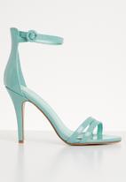 Dolce Vita - Nolan ankle strap heels - blue