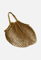 Sixth Floor - Net bag shopper - olive