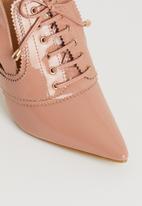 Dolce Vita - Blaze slingback heels - pink