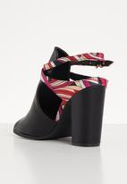 Dolce Vita - Seville slingback heels - black
