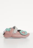 shooshoos - Waterlillies pumps - pink