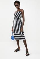 STYLE REPUBLIC - Strappy summer dress - black