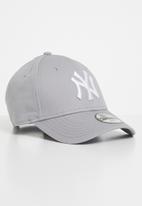 New Era - New Era new York yankees 9forty - grey
