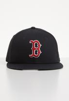 New Era - 9fifty  MLB basic – navy & red
