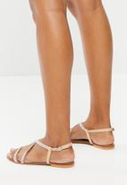 Superbalist - Diamante sandal - neutral